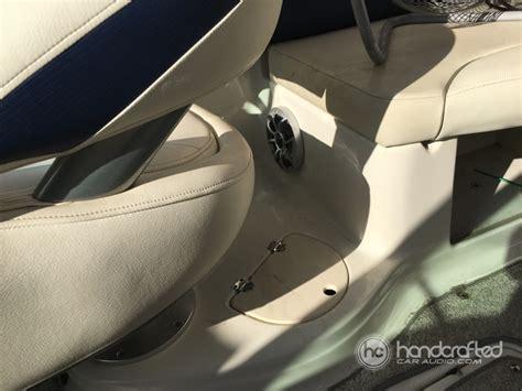 Handcrafted Car Audio - monterey explorer marine audio upgrade handcrafted car audio