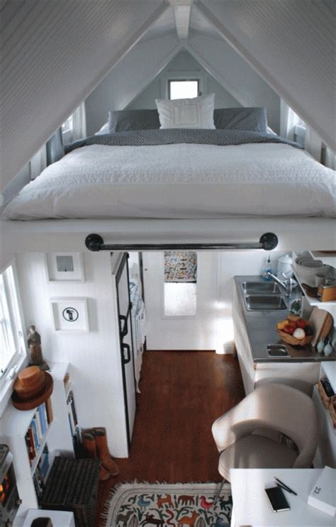 small living spaces eclectic bedroom