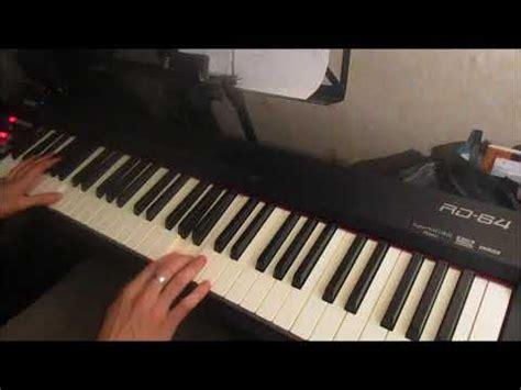 tutorial piano veronique sanson bahia v 233 ronique sanson piano solo youtube