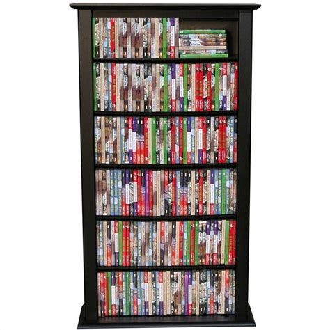 dvd racks venture horizon single 50 quot cd dvd wall rack media storage
