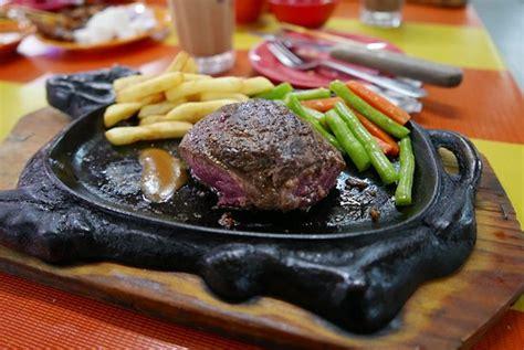 Hotplate Steak Potatoes delicious picture of suzi s corner kuala lumpur tripadvisor