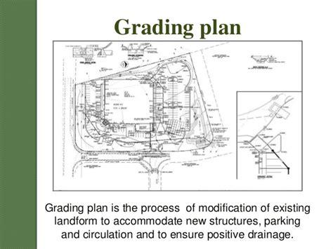 Landscape Grading Definition Ici Itd Presentation