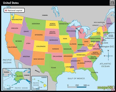 usa map state wise hd wallpaper large state map of the us whatsanswer