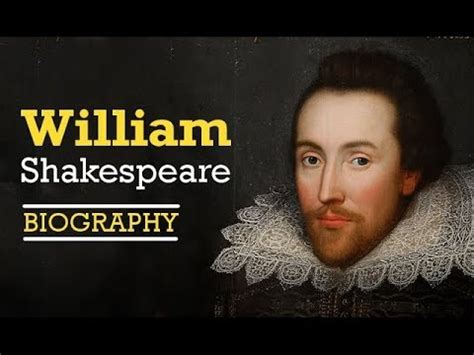 biography shakespeare william shakespeare biography and life story author