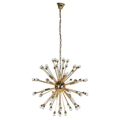 Starburst Ceiling Light Gold Starburst Ceiling Light