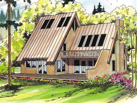 a frame style house plan 051h 0006 find unique house plans home plans and