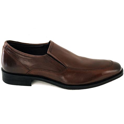 casual comfort men s dress shoes leather slip on dressy casual comfort