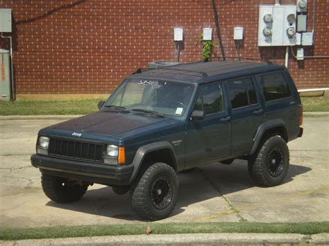 Jeep Xj Info 1995 Jeep Xj Pictures Information And Specs