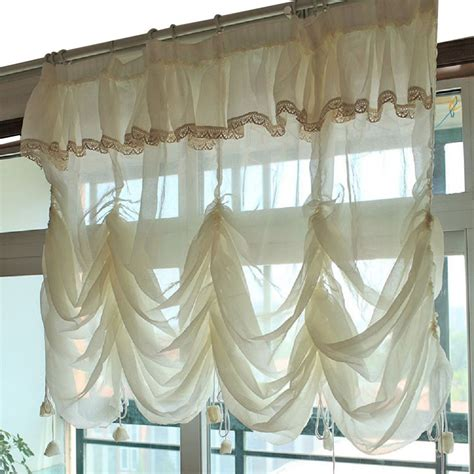 how to make a balloon valance curtain how to make a balloon valance tags balloon curtains for