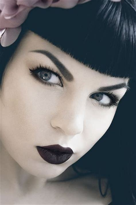 get your brows on betty bettie bangs and beautiful eyebrows rockabilly pin up