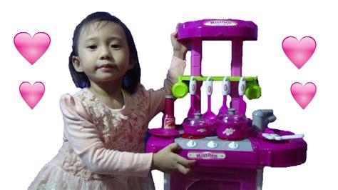 Terlaris Kitchen Koper Mainan Anak Cewek Masak Masakan Mainan 1 mainan masakan anak perempuan dhian toys