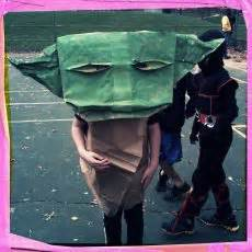 Origami Yoda Costume - 1000 images about library ideas silly librarian on