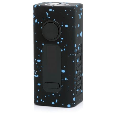 Boxer Hugo 160w authentic hugo vapor boxer tc vw 1 160w 2 x 18650 black blue box mod