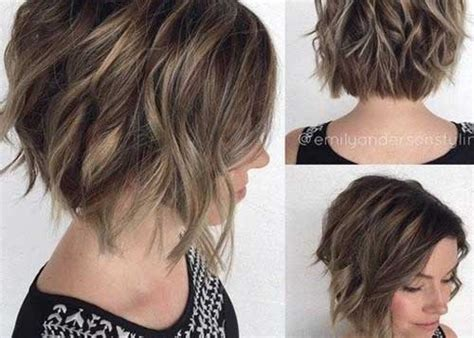 short haircuts for thick curly hair and long face short wavy haircuts short hairstyles 2017 2018 most