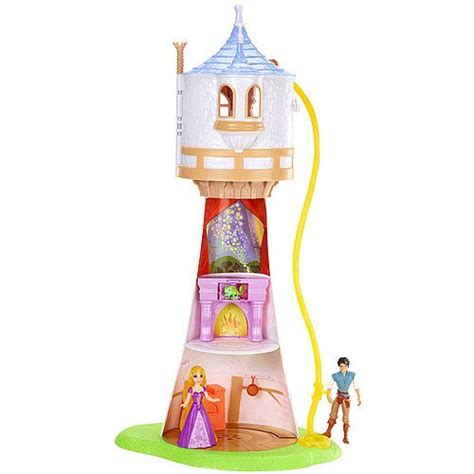 rapunzel doll house disney princess rapunzel s magical tower play set dolls dollhouses walmart com