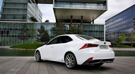 lexus is300 2013 lexus is 300h f sport 2013 review by car magazine