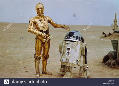 anthony daniels star wars a new hope anthony daniels as c 3po film title star wars stock photos