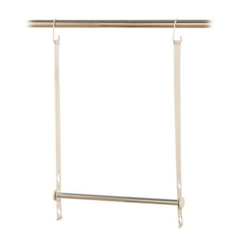 Hanging Closet Bar by Buy Hanging Closet Rod From Bed Bath Beyond