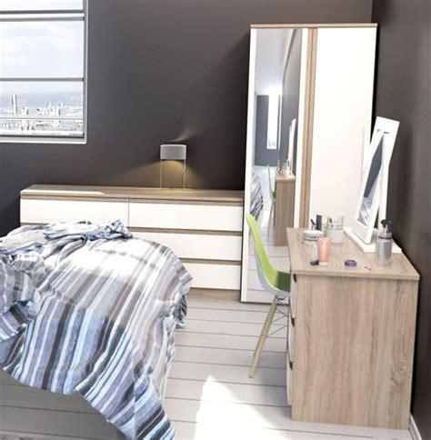 white gloss and oak bedroom furniture bedroom furniture