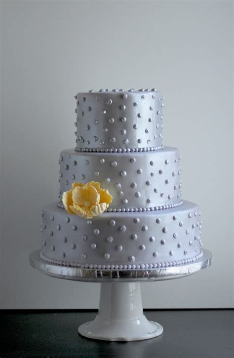 Silver Wedding Cakes by White And Silver Wedding Cakes Car Interior Design