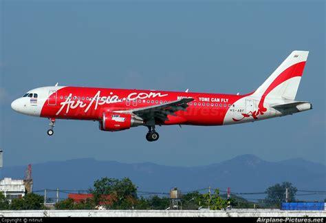 airasia thailand hs abf airasia thailand airbus a320 at chiang mai