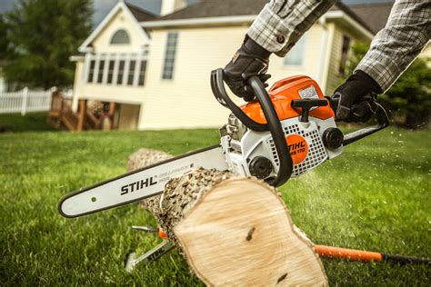 Stihl Ms170 ms 170 chainsaw compact lightweight chainsaw stihl usa