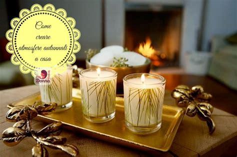 creare candele in casa sette passi per creare atmosfere autunnali nella propria