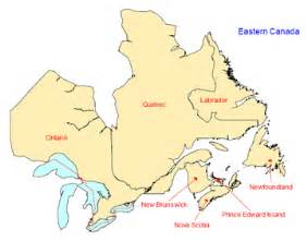map of canada eastern provinces opinions on eastern canada