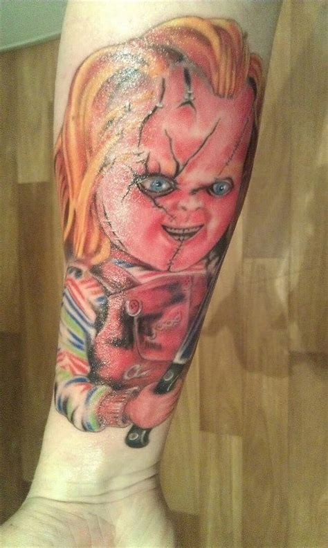 vire tattoo chucky