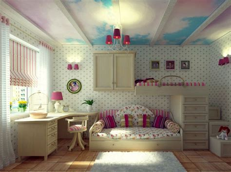 nice rooms for girls nice rooms for girls with sky painted ceiling
