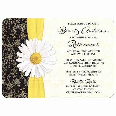 Free Invitation Templates For Retirement Party New Retirement Party Invitation Template Word Free Retirement Invitation Templates For Word