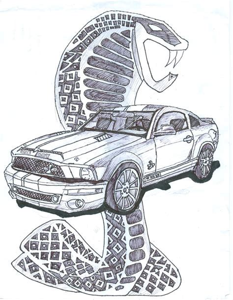 Cars Drawings Collection For Free Download