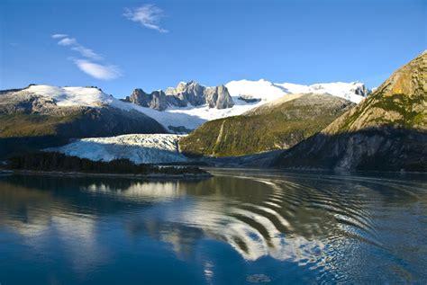 gambar pemandangan laut gurun gunung danau