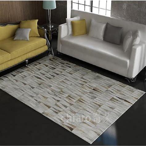 teppich grosshandel kaufen gro 223 handel rindsleder teppich aus china