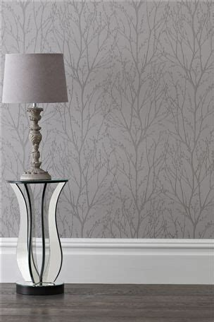 wallpaper grey twigs 25 best ideas about living room wallpaper on pinterest
