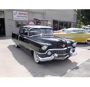 1954 Cadillac Fleetwood  Information And Photos MOMENTcar