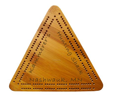 3 Player Crib by Cribbage Board 3 Player China Wholesale Cribbage Board
