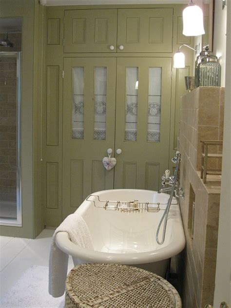 victorian bathroom door built in airing cupboard frame made to fit old doors