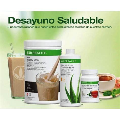 Herbalife Detox Kit by Kit Herbalife Batido Aloe Te Quemador Proteina