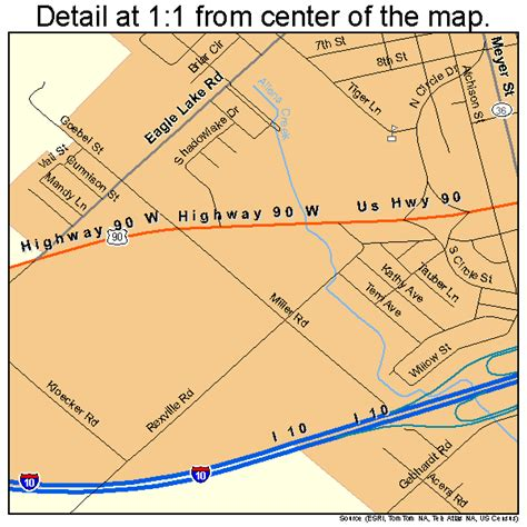 map of sealy texas sealy texas map 4866464