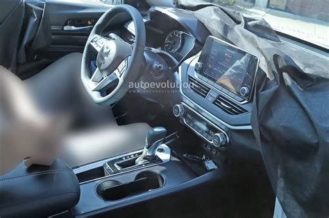 nissan altima 2018 interior 2019 nissan altima confirmed with awd debut set for 2018