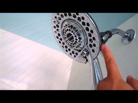 How To Install Faucet Review Of The Delta In2ition Shower System Youtube