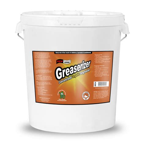 natural boat cleaner greaserizer natural grease cleaner 5 gallon