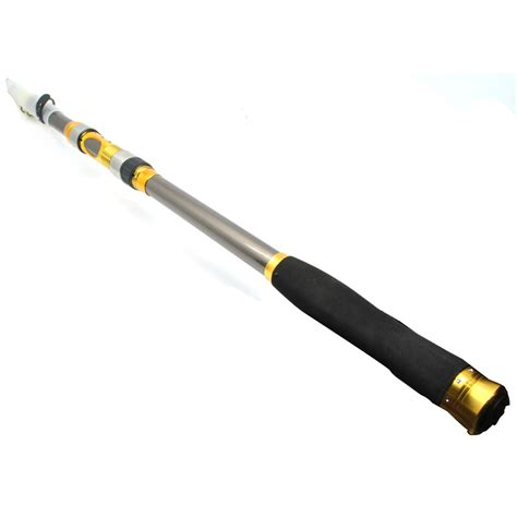 Joran Pancing Hinomiya yuelong joran pancing carbon fiber sea fishing rod 2 7m 6 gray jakartanotebook