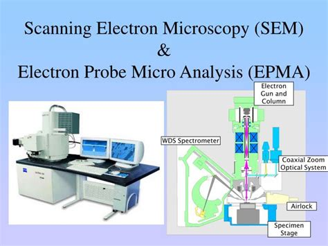 Ppt Electron Beam Microanalysis Theory And Application