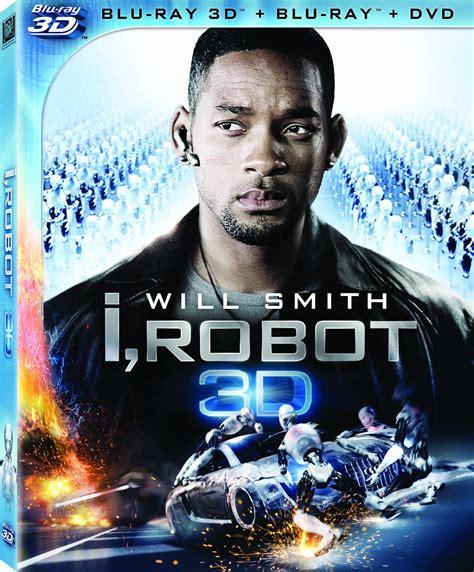 film blu ray 3d i robot dvd release date december 14 2004