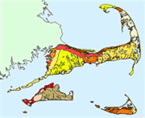 geology of cape cod cape geolgeog digital cape cod and the islands geologic map