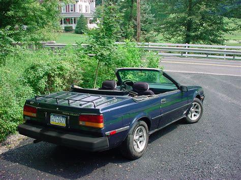 1984 Toyota Celica Gt 1984 Toyota Celica Pictures Cargurus