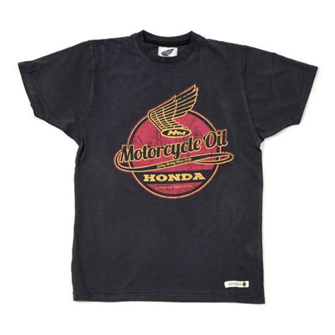 design t shirt honda honda vintage oil tshirt homme japauto accessoires com