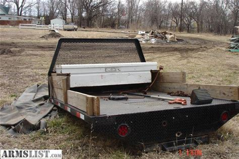 armslist for sale trade flatbed for a pickup
